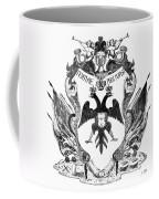 Russia: Coat Of Arms Coffee Mug