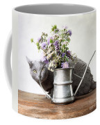 Russian Blue 03 Coffee Mug
