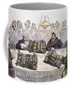 Russian Cartoon, 1854 Coffee Mug