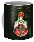 Russian Folk Ornament Coffee Mug