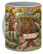 Russian Icon: Dice Players Coffee Mug