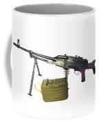 Russian Pkm General-purpose Machine Gun Coffee Mug