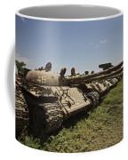 Russian T-62 Main Battle Tanks Rest Coffee Mug