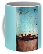 Rust And Paint 1 Coffee Mug