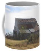 Rusted Barn Coffee Mug