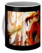 Rusted Paint Coffee Mug
