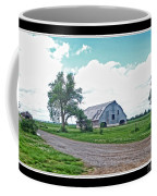 Rustic Barn Scene Coffee Mug