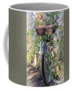 Rustic Bicycle Coffee Mug