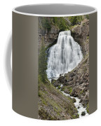 Rustic Falls Yellowstone Coffee Mug