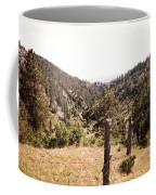 Rustic Fence Coffee Mug