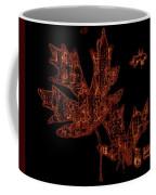 Rustic Leaves Coffee Mug