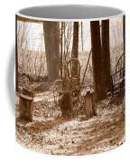 Rustic Living Coffee Mug