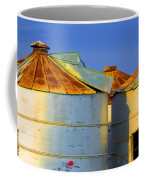 Rustic On The Blue Coffee Mug