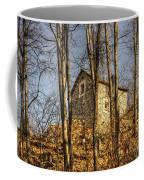 Rustic Stone House Coffee Mug