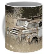 Rustic Trucks Coffee Mug