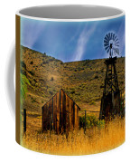 Rustic Windmill Coffee Mug