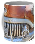 Rusty Abandoned Old Buick Eight Coffee Mug