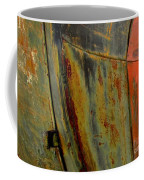 Rusty Abstract Coffee Mug