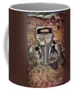 Rusty Car  Coffee Mug