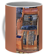 Rusty Cash Register Coffee Mug