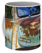 Rusty Coffee Mug