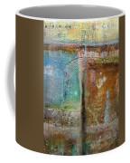 Rusty Door Coffee Mug