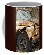 Rusty Ford Coffee Mug