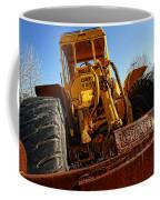 Rusty Gold Cat 824 Coffee Mug