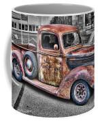 Rusty Old Truck  Coffee Mug