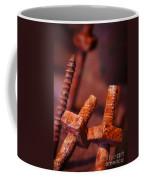 Rusty Screws Coffee Mug