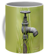 Rusty Water Supply Point Coffee Mug