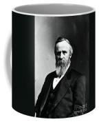 Rutherford B. Hayes, 19th American Coffee Mug