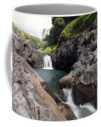 Sacred Pool Falls Coffee Mug