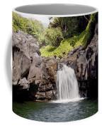 Sacred Pool Waterfall Coffee Mug