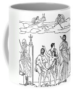 Sacrifice Of Iphigenia Coffee Mug