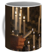 Sacrificial Candles 3 Coffee Mug