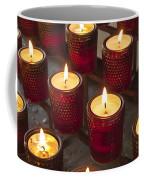Sacrificial Candles Coffee Mug