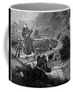 Sadler: Fishing, 1875 Coffee Mug