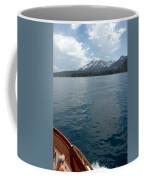 Safari Rose.on Lake Tahoe Coffee Mug