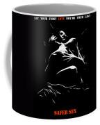 Safer Sex Coffee Mug