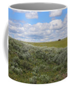 Sagebrush And Buffalo Coffee Mug