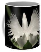 Sagi-so Or Crane Orchid Coffee Mug