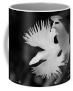 Sagi-so Or Crane Orchid Named Japanese Egret Flower Coffee Mug