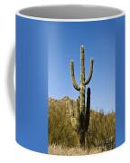 Saguaro Cactus Coffee Mug