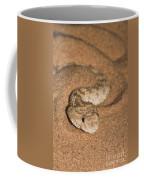 Sahara Sand Viper Cerastes Vipera Coffee Mug
