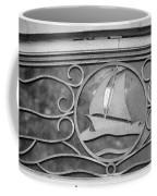 Sailboat On The Boathouse Coffee Mug