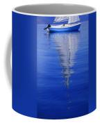 Sailboat On Water Coffee Mug