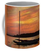 Sailin' On Dewey Coffee Mug