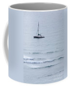 Sailing In For The Evening Coffee Mug