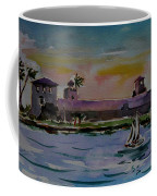 Sailing To The Spanish Fort Coffee Mug